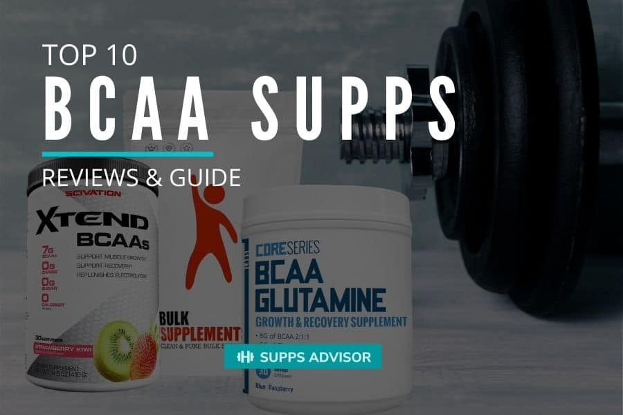 Top 10 BCAAs Supplements Reviews Guide - suppsadvisior.com