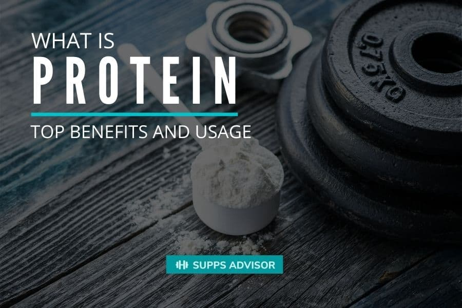 What Is Protein? Top Benefits And Usage. - suppsadvisior.com