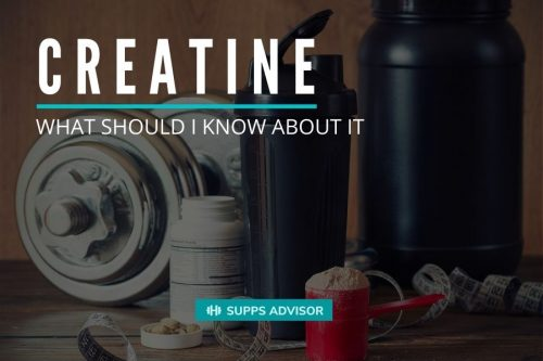 Creatine - What Should I Know About It - suppsadvisior.com