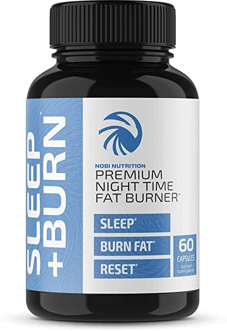 Nobi Nutrition Night-Time Fat Burner