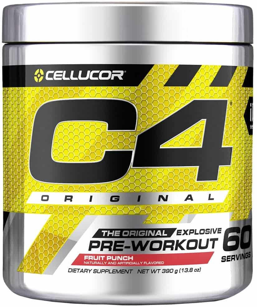 C4 Original Pre-Workout Powder