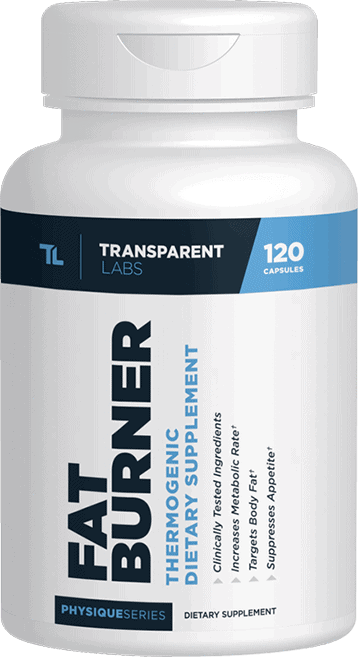 Transparent Labs Fat Burner