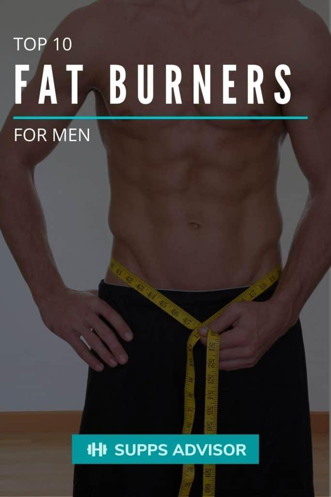 Top 10 Fat Burners for Men - suppsadvisor.com