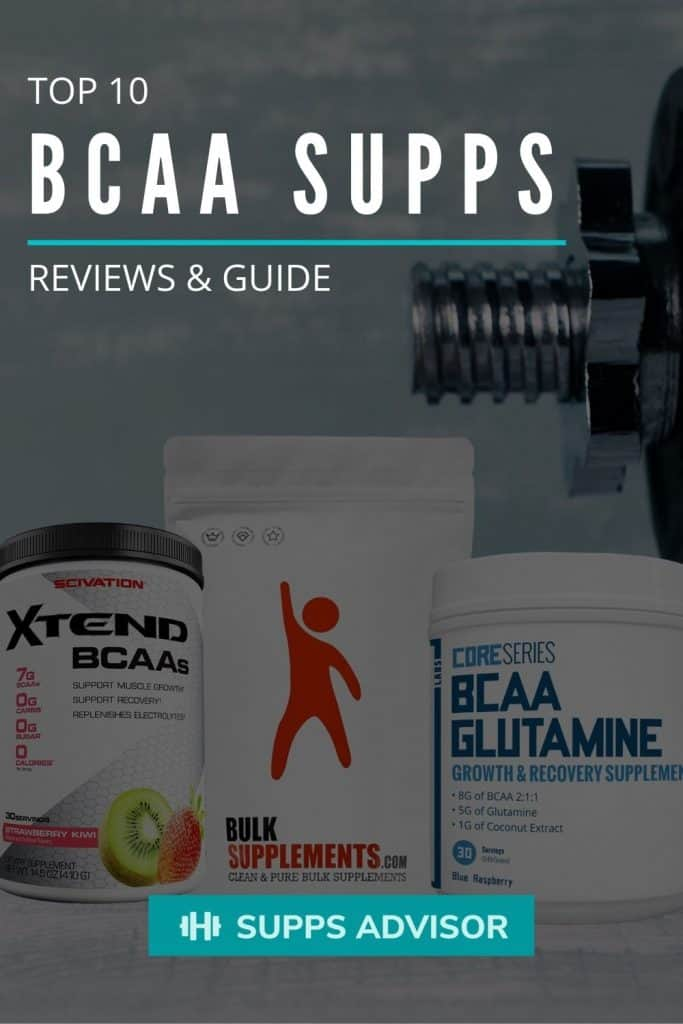 Top 10 BCAAs Supplements Reviews Guide - suppsadvisor.com