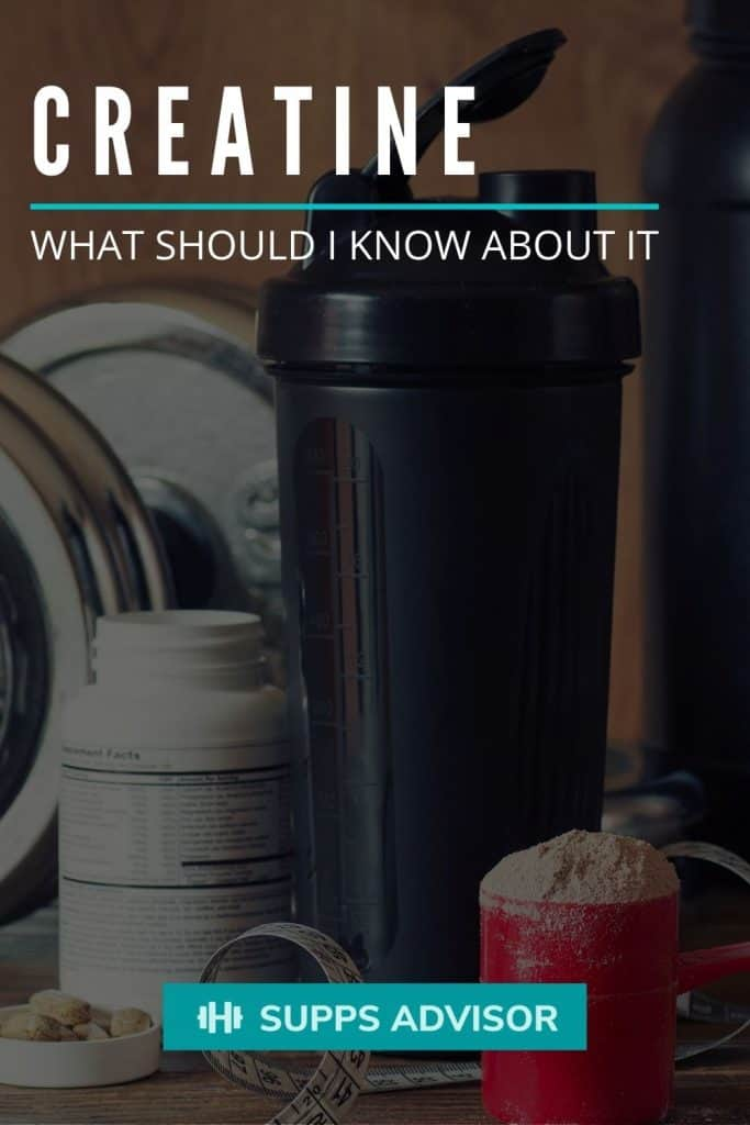 Creatine - What Should I Know About It - suppsadvisor.com