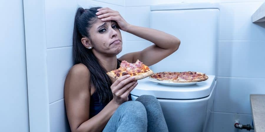 No room for guilt - 5 Healthy Eating Habits to Improve Your Relationship with Food