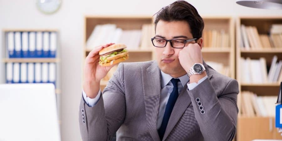 Eat or don't eat with intention - 5 Healthy Eating Habits to Improve Your Relationship with Food