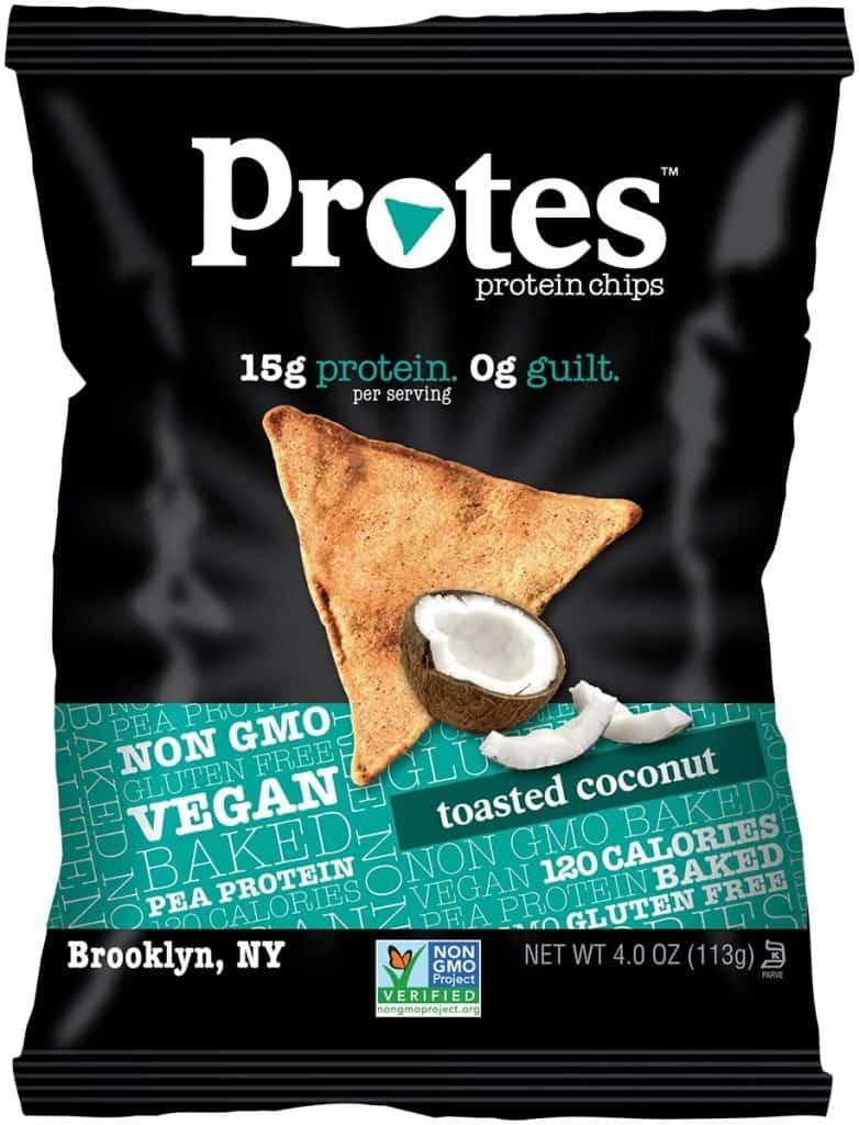 Protes Vegan Baked Chips