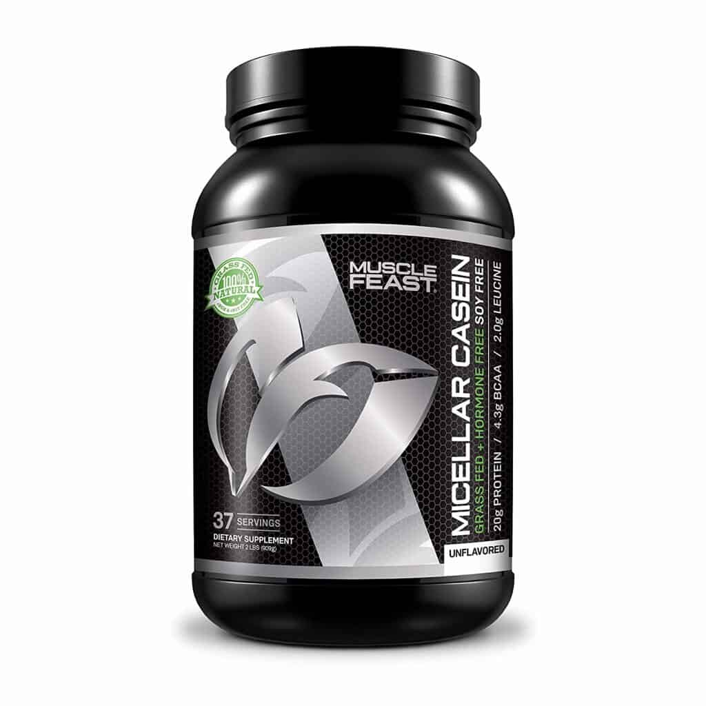 MUSCLE FEAST Grass-Fed Micellar Casein