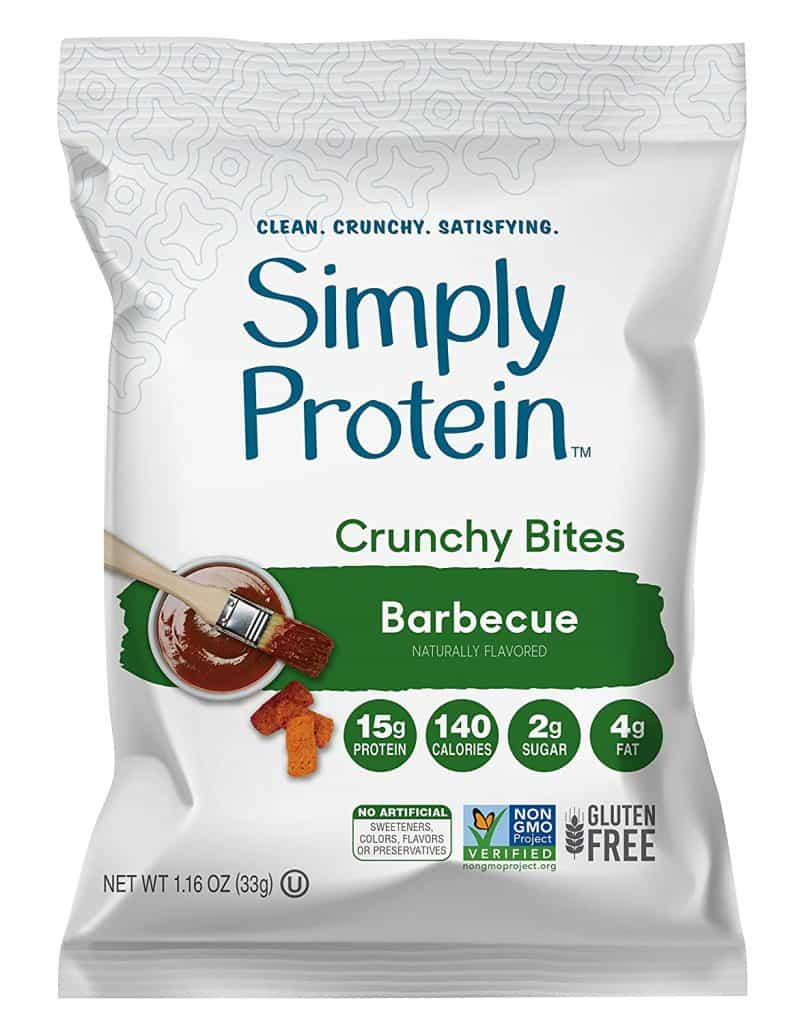 Simply Protein Crunchy Bites