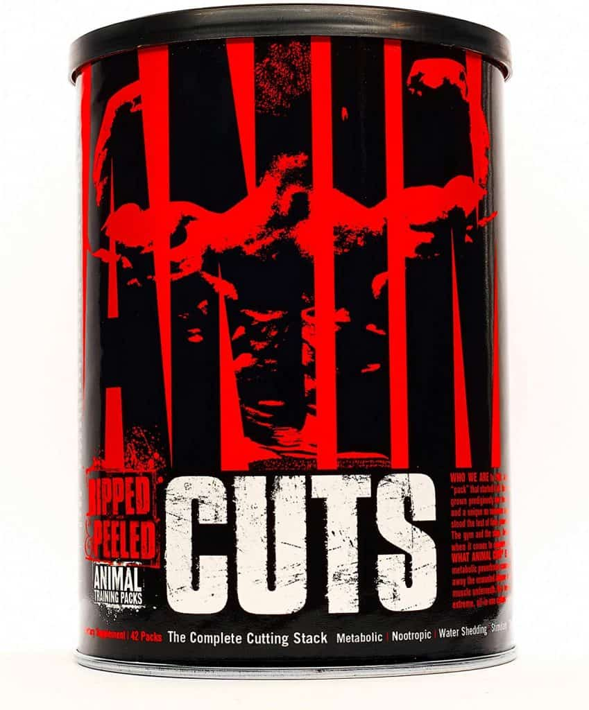 All-In-One Complete Fat Burner by Animal Cuts