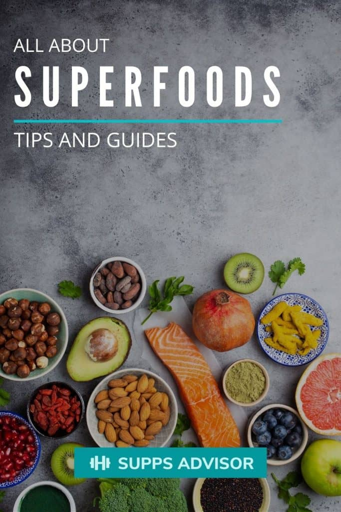 All About Superfoods