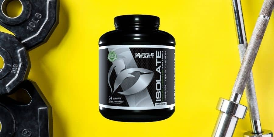 Muscle Feast Grass Whey Isolate