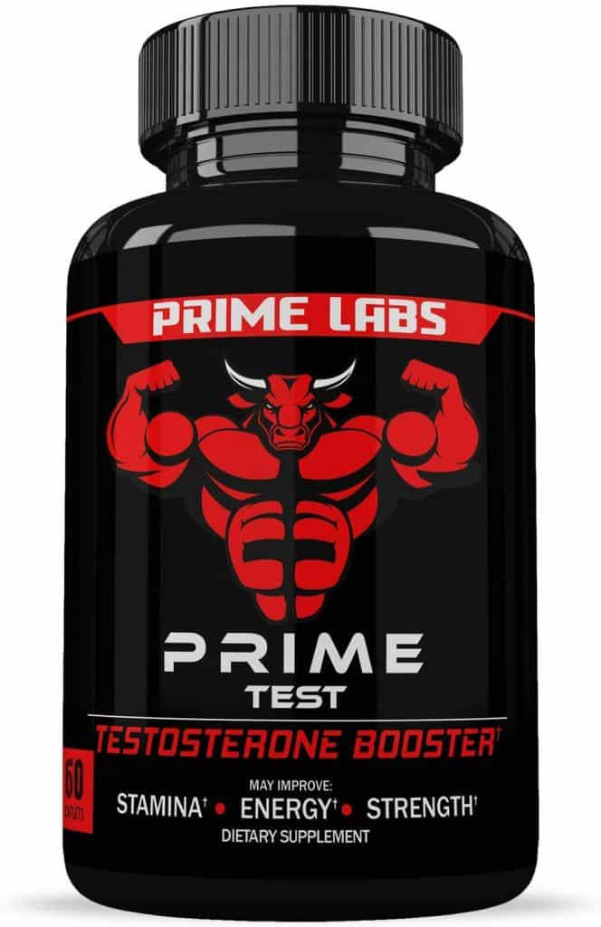 Prime Labs - Mens Test Booster