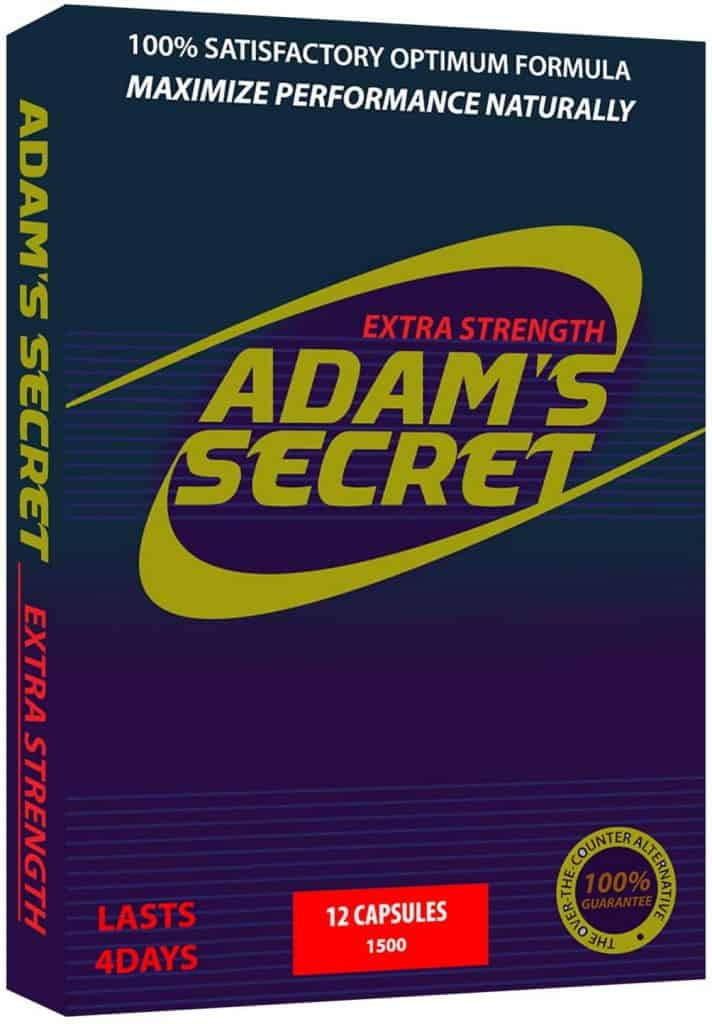 ADAM'S SECRET 1500 Energy Supplement