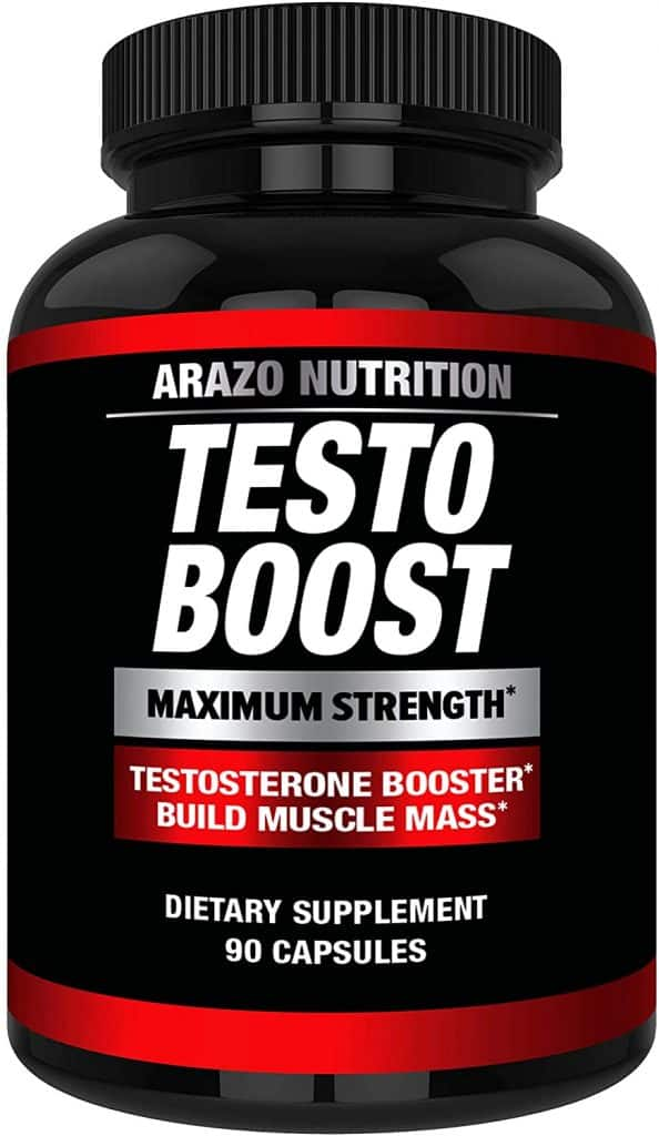TESTOBOOST Test Booster Supplement