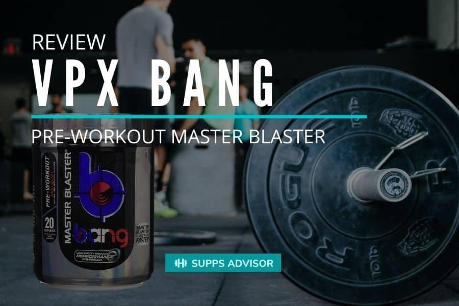 vpx bang pre-workout amazon