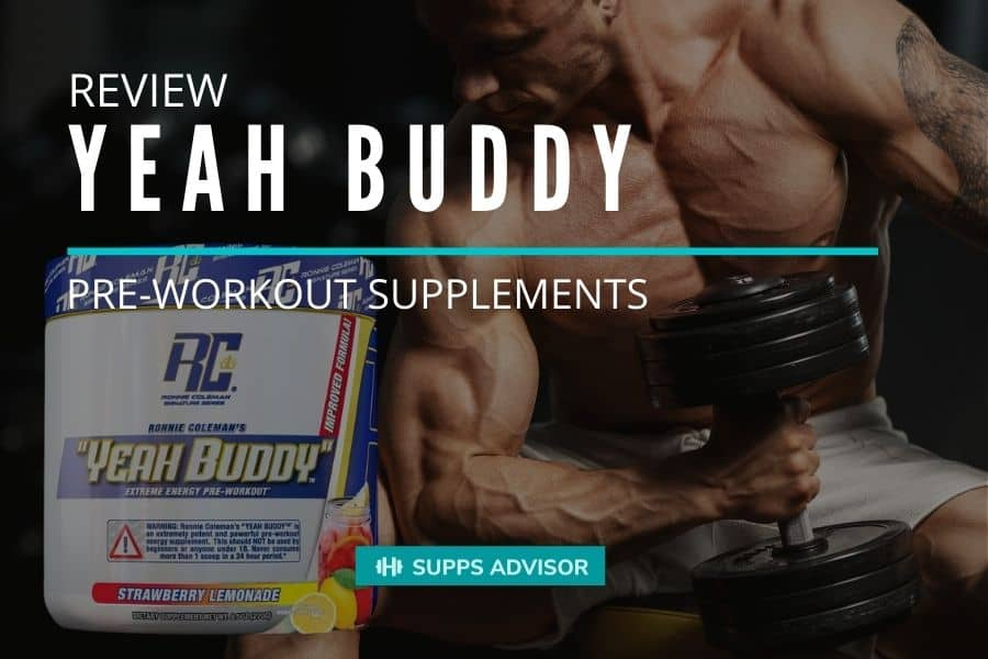 Ronnie Coleman Yeah Buddy Review