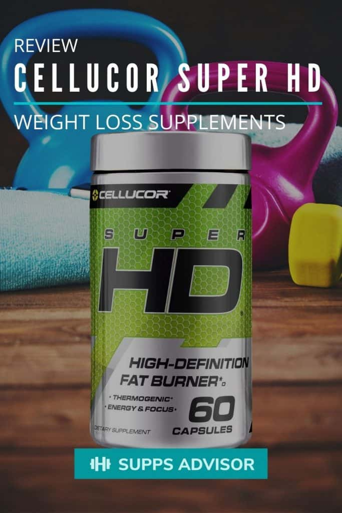 Cellucor Super HD Review - suppsadvisor.com
