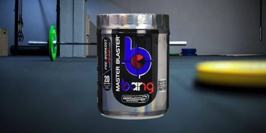 VPX Bang Pre-Workout Master Blaster