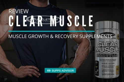 Clear Muscle Review