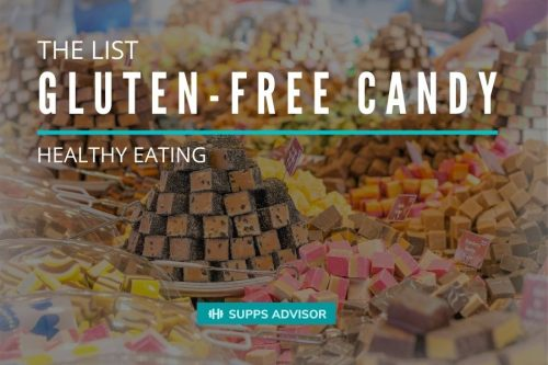 Gluten-Free Candy - the list