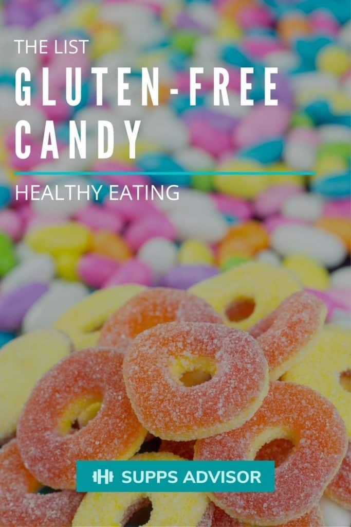 Gluten-Free Candy - the list - suppsadvisor.com