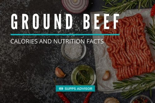Ground Beef Calories and Nutrition Facts