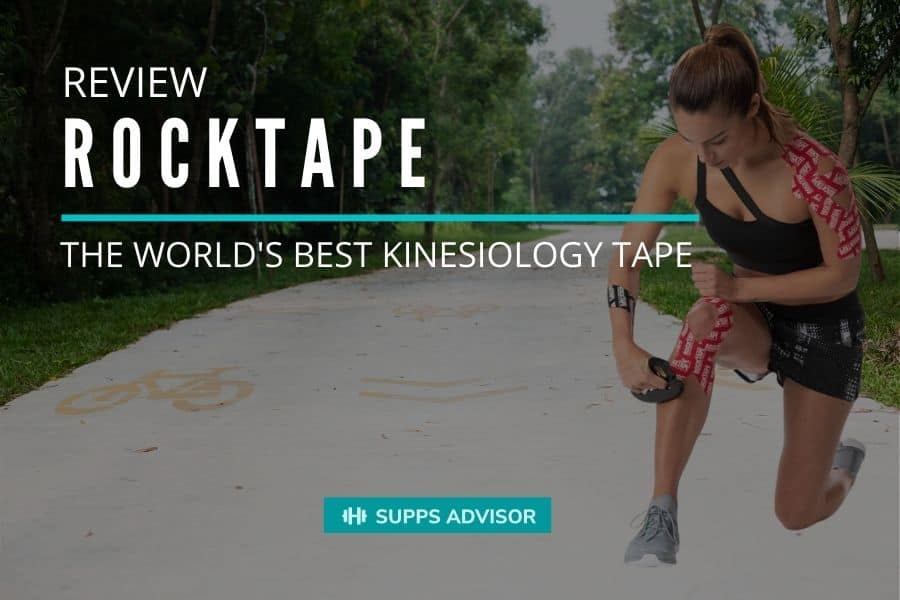RockTape Kinesiology Tape Review