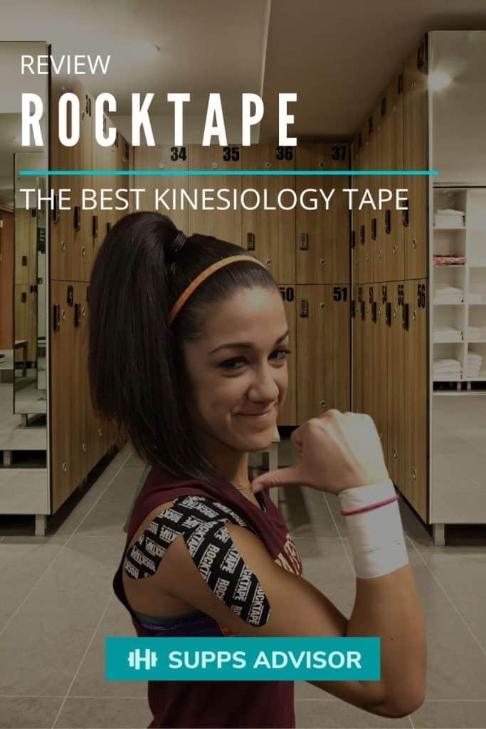 RockTape Kinesiology Tape Review - suppsadvisor.com